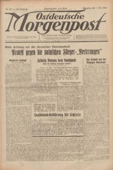 Ostdeutsche Morgenpost : erste oberschlesische Morgenzeitung. Jg.12, Nr. 120 (1 Mai 1930)