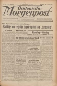 Ostdeutsche Morgenpost : erste oberschlesische Morgenzeitung. Jg.12, Nr. 162 (13 Juni 1930)