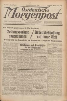Ostdeutsche Morgenpost : erste oberschlesische Morgenzeitung. Jg.12, Nr. 163 (14 Juni 1930)