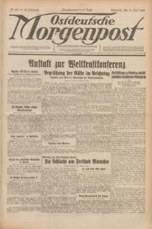 Ostdeutsche Morgenpost : erste oberschlesische Morgenzeitung. Jg.12, Nr. 165 (16 Juni 1930)