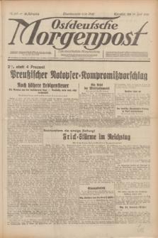 Ostdeutsche Morgenpost : erste oberschlesische Morgenzeitung. Jg.12, Nr. 167 (18 Juni 1930)
