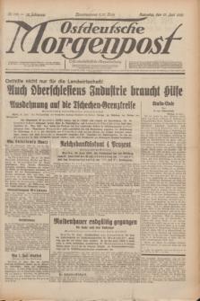 Ostdeutsche Morgenpost : erste oberschlesische Morgenzeitung. Jg.12, Nr. 170 (21 Juni 1930)