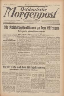Ostdeutsche Morgenpost : erste oberschlesische Morgenzeitung. Jg.12, Nr. 176 (27 Juni 1930)