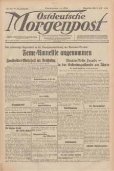 Ostdeutsche Morgenpost : erste oberschlesische Morgenzeitung. Jg.12, Nr. 182 (3 Juli 1930)