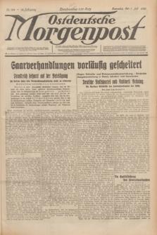 Ostdeutsche Morgenpost : erste oberschlesische Morgenzeitung. Jg.12, Nr. 184 (5 Juli 1930)