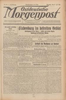 Ostdeutsche Morgenpost : erste oberschlesische Morgenzeitung. Jg.12, Nr. 199 (20 Juli 1930) + dod.