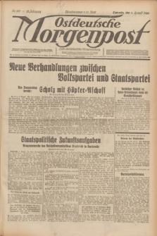 Ostdeutsche Morgenpost : erste oberschlesische Morgenzeitung. Jg.12, Nr. 215 (5 August 1930)
