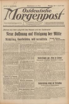 Ostdeutsche Morgenpost : erste oberschlesische Morgenzeitung. Jg.12, Nr. 216 (6 August 1930)