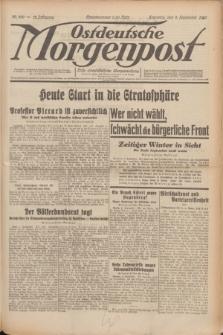Ostdeutsche Morgenpost : erste oberschlesische Morgenzeitung. Jg.12, Nr. 250 (9 September 1930)
