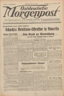 Ostdeutsche Morgenpost : erste oberschlesische Morgenzeitung. Jg.12, Nr. 281 (10 Oktober 1930)
