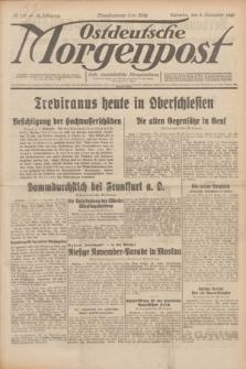 Ostdeutsche Morgenpost : erste oberschlesische Morgenzeitung. Jg.12, Nr. 310 (8 November 1930)