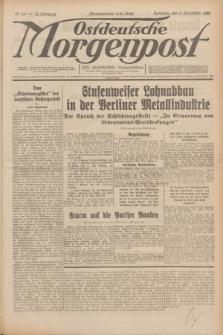 Ostdeutsche Morgenpost : erste oberschlesische Morgenzeitung. Jg.12, Nr. 311 (9 November 1930) + dod.
