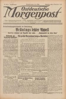 Ostdeutsche Morgenpost : erste oberschlesische Morgenzeitung. Jg.12, Nr. 338 (6 Dezember 1930)