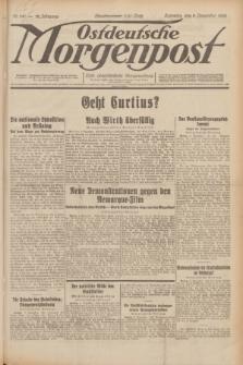 Ostdeutsche Morgenpost : erste oberschlesische Morgenzeitung. Jg.12, Nr. 341 (9 Dezember 1930)