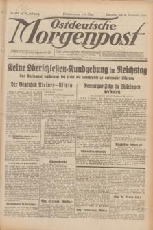 Ostdeutsche Morgenpost : erste oberschlesische Morgenzeitung. Jg.12, Nr. 342 (10 Dezember 1930)