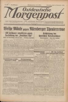 Ostdeutsche Morgenpost : erste oberschlesische Morgenzeitung. Jg.12, Nr. 347 (15 Dezember 1930)