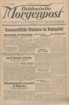 Ostdeutsche Morgenpost : erste oberschlesische Morgenzeitung. Jg.13, Nr. 5 (5 Januar 1931)