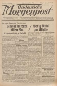 Ostdeutsche Morgenpost : erste oberschlesische Morgenzeitung. Jg.13, Nr. 6 (6 Januar 1931)
