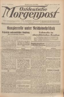 Ostdeutsche Morgenpost : erste oberschlesische Morgenzeitung. Jg.13, Nr. 8 (8 Januar 1931)