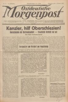 Ostdeutsche Morgenpost : erste oberschlesische Morgenzeitung. Jg.13, Nr. 9 (9 Januar 1931)