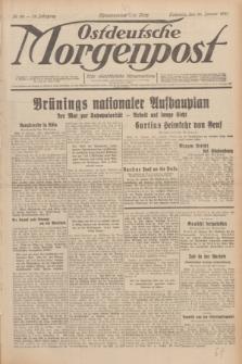 Ostdeutsche Morgenpost : erste oberschlesische Morgenzeitung. Jg.13, Nr. 26 (26 Januar 1931)