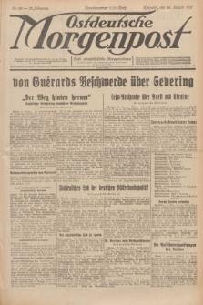 Ostdeutsche Morgenpost : erste oberschlesische Morgenzeitung. Jg.13, Nr. 28 (28 Januar 1931)
