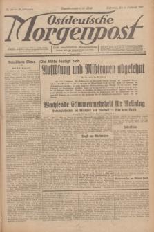 Ostdeutsche Morgenpost : erste oberschlesische Morgenzeitung. Jg.13, Nr. 39 (8 Februar 1931) + dod.