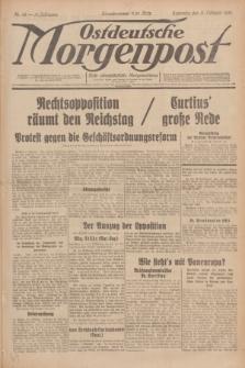 Ostdeutsche Morgenpost : erste oberschlesische Morgenzeitung. Jg.13, Nr. 42 (11 Februar 1931)