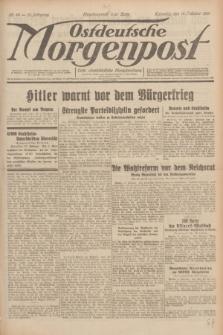 Ostdeutsche Morgenpost : erste oberschlesische Morgenzeitung. Jg.13, Nr. 49 (18 Februar 1931)