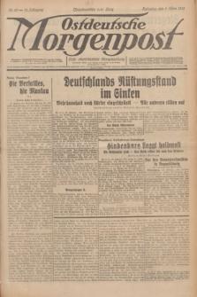 Ostdeutsche Morgenpost : erste oberschlesische Morgenzeitung. Jg.13, Nr. 60 (1 März 1931) + dod.