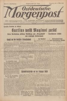Ostdeutsche Morgenpost : erste oberschlesische Morgenzeitung. Jg.13, Nr. 64 (5 März 1931)