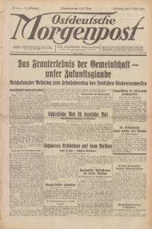 Ostdeutsche Morgenpost : erste oberschlesische Morgenzeitung. Jg.13, Nr. 68 (9 März 1931)