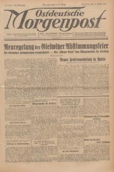 Ostdeutsche Morgenpost : erste oberschlesische Morgenzeitung. Jg.13, Nr. 70 (11 März 1931)