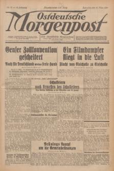 Ostdeutsche Morgenpost : erste oberschlesische Morgenzeitung. Jg.13, Nr. 77 (18 März 1931)