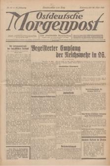 Ostdeutsche Morgenpost : erste oberschlesische Morgenzeitung. Jg.13, Nr. 81 (22 März 1931)