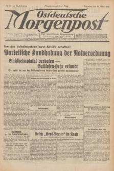Ostdeutsche Morgenpost : erste oberschlesische Morgenzeitung. Jg.13, Nr. 90 (31 März 1931)