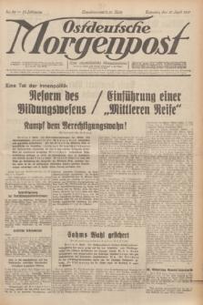 Ostdeutsche Morgenpost : erste oberschlesische Morgenzeitung. Jg.13, Nr. 98 (10 April 1931)
