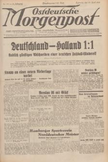 Ostdeutsche Morgenpost : erste oberschlesische Morgenzeitung. Jg.13, Nr. 115 (27 April 1931)