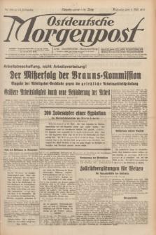 Ostdeutsche Morgenpost : erste oberschlesische Morgenzeitung. Jg.13, Nr. 119 (1 Mai 1931)