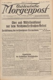 Ostdeutsche Morgenpost : erste oberschlesische Morgenzeitung. Jg.13, Nr. 124 (6 Mai 1931)