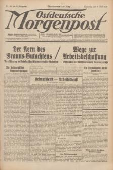 Ostdeutsche Morgenpost : erste oberschlesische Morgenzeitung. Jg.13, Nr. 125 (7 Mai 1931)