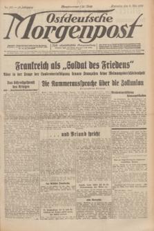 Ostdeutsche Morgenpost : erste oberschlesische Morgenzeitung. Jg.13, Nr. 127 (9 Mai 1931)
