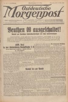 Ostdeutsche Morgenpost : erste oberschlesische Morgenzeitung. Jg.13, Nr. 129 (11 Mai 1931)
