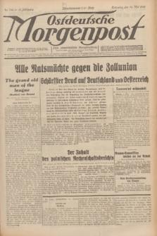Ostdeutsche Morgenpost : erste oberschlesische Morgenzeitung. Jg.13, Nr. 134 (16 Mai 1931)