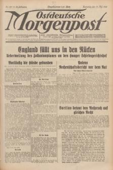 Ostdeutsche Morgenpost : erste oberschlesische Morgenzeitung. Jg.13, Nr. 137 (19 Mai 1931)