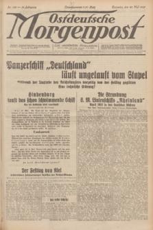 Ostdeutsche Morgenpost : erste oberschlesische Morgenzeitung. Jg.13, Nr. 138 (20 Mai 1931)