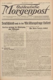 Ostdeutsche Morgenpost : erste oberschlesische Morgenzeitung. Jg.13, Nr. 139 (21 Mai 1931)