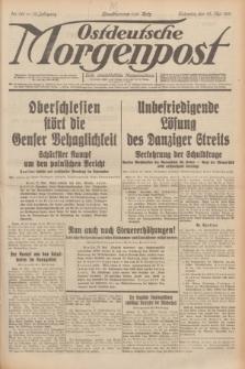Ostdeutsche Morgenpost : erste oberschlesische Morgenzeitung. Jg.13, Nr. 141 (23 Mai 1931)