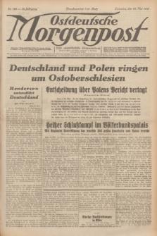 Ostdeutsche Morgenpost : erste oberschlesische Morgenzeitung. Jg.13, Nr. 142 (24 Mai 1931) + dod.