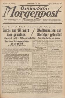 Ostdeutsche Morgenpost : erste oberschlesische Morgenzeitung. Jg.13, Nr. 146 (29 Mai 1931) + dod.